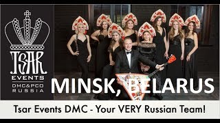 Minsk, Belarus Incentive Sample Program