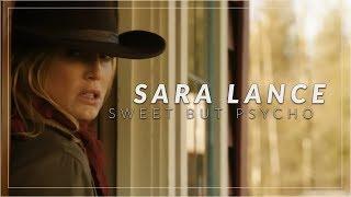 Sara Lance || Sweet But Psycho
