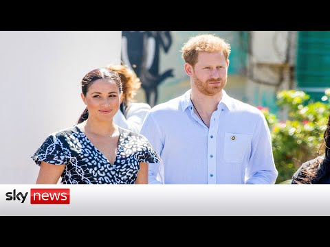 BREAKING: Harry and Meghan announce birth of baby daughter