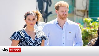 BREAKING: Harry and Meghan name baby girl after the Queen and Princess Diana