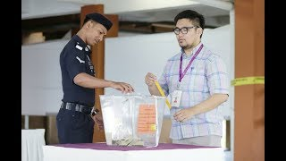 Early voting begins for Balakong, Seri Setia by elections