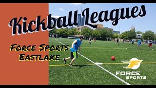 Cleveland Force Sports Kickball Leagues