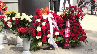 Москвичи почтили память великого Муслима Магомаева в его 75-летие