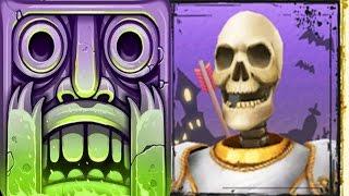 Temple Run 2: Global Challenge Halloween Spooky Summit