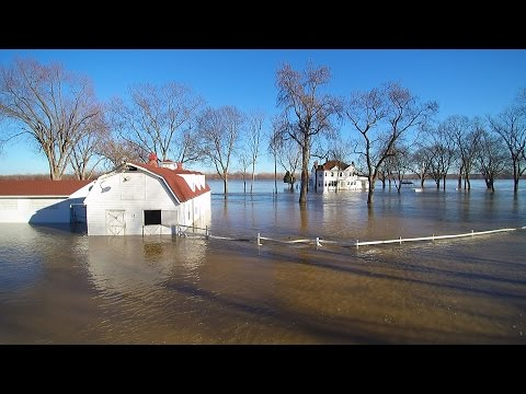 2016 Flood in St.Louis / Kimmswick Missouri