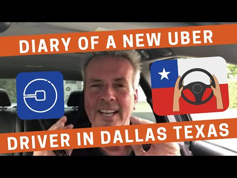 Diary Of A New Uber Driver In Dallas, Texas