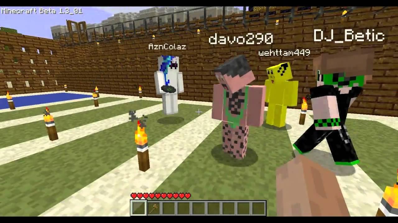 Minecraft Multiplayer Adventures Ep. 10 :: Football