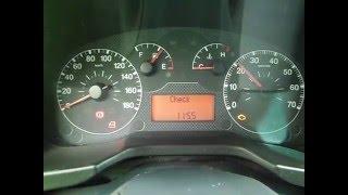 Чек двигателя на пежо Peugeot bipper