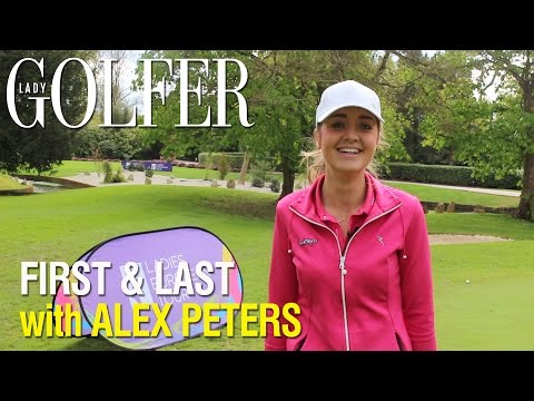 First & Last with Alex Peters | National Club Golfer