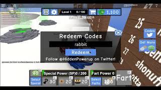 Roblox fart attack all codes (Read Description)