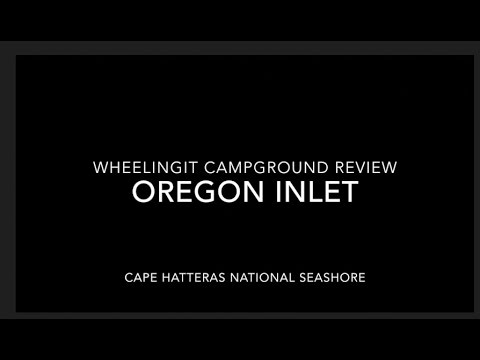 Oregon Inlet Campground Overview
