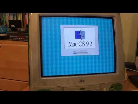 Installing Mac OS X Jaguar On My Trayloading IMac G3