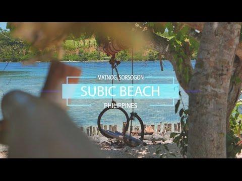 Subic Beach, Matnog, Sorsogon, Philippines
