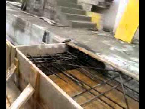 scala in cemento armato  YouTube