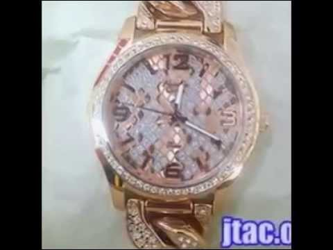 Jam Tangan Alexandre Christie Wanita Terbaru Original - YouTube 5adf9c6626