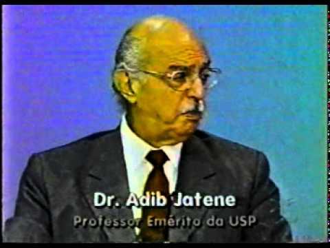 Frente a Frente - Dr.Adib Jatene