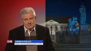 Andreas Mölzer (FPÖ) zu Deutschnationalen, NÖ-Wahl  | ZIB2