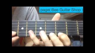 បុណ្យភូមិ_Intro Guitar Lesson