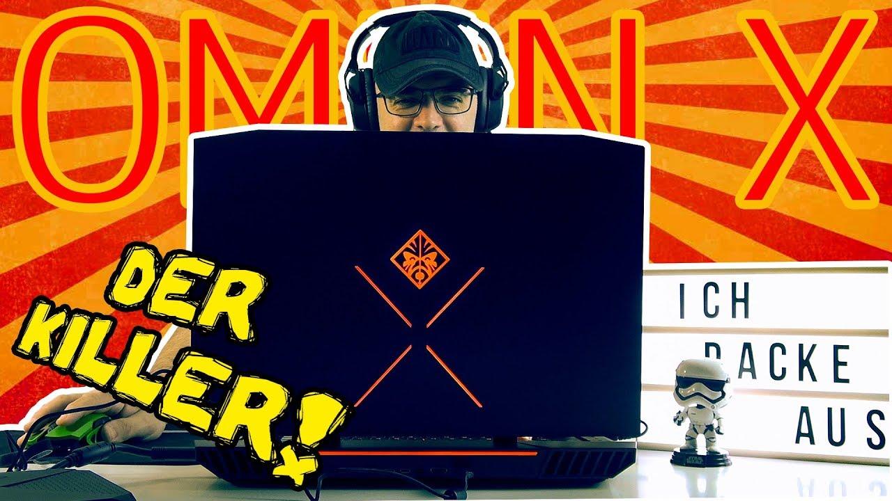 OMEN X 17 High End Gaming Laptop by HP - Kampfmaschine für 3200,- Ocken - Unboxing + ERSTEiNDRUCK