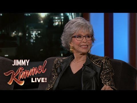 Rita Moreno on West Side Story, Donald Trump & Playing a Sexual Grandma