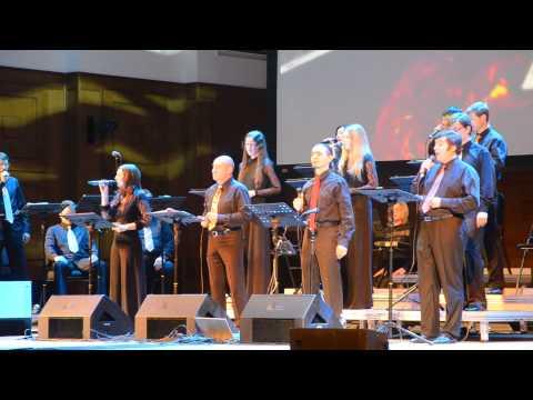Маркелловы голоса исполнили хиты Pink Floyd