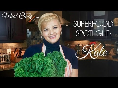 Why You Should Eat Kale Superfood Spotlight
