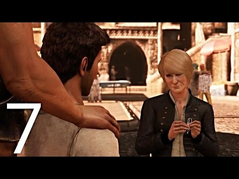 Uncharted 3 Drake's Deception Walkthrough Part 7