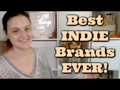 LIVE CHAT: Tired of the SAME OLD BRANDS? Let's Talk INDIE Makeup! | Jen Luvs Reviews