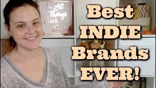 LIVE CHAT: Tired of the SAME OLD BRANDS? Let's Talk INDIE Makeup!   Jen Luvs Reviews