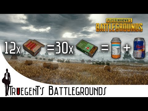 PUBG - Capacity and what's worth dropping