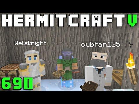 Hermitcraft V 690 Ice Bros!