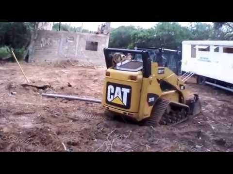 Avance en construccion de Base esperanza - Agosto 2016