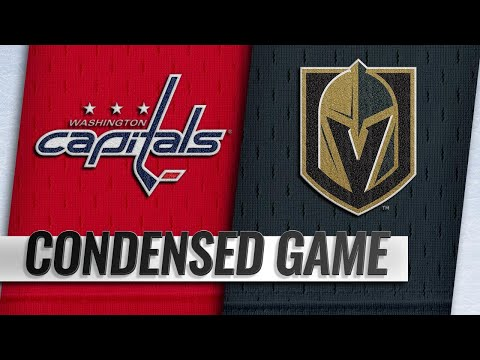 12/04/18 Condensed Game: Capitals @ Golden Knights