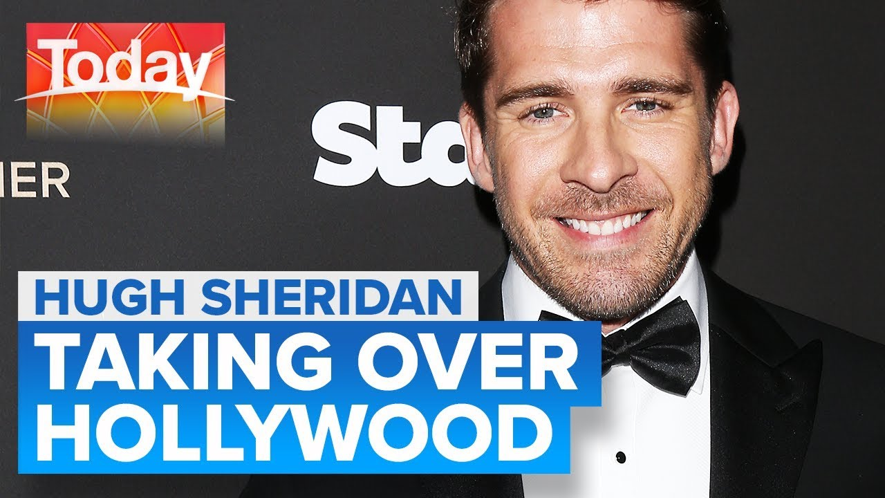 Download Hugh Sheridan on Packed To The Rafters reboot | Today Show Australia