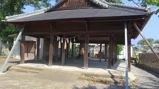 伊吹八幡神社(香川県観音寺市伊吹島)