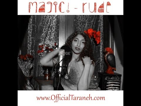 MAGIC! - Rude Cover *Free Download*