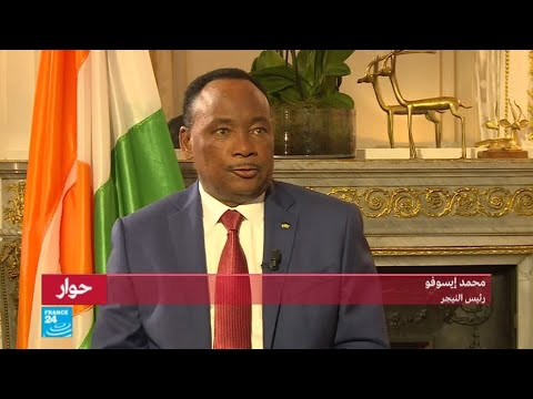 ...رئيس النيجر: بدل التباكي على أسواق العبيد يجب معالجة  - نشر قبل 41 دقيقة