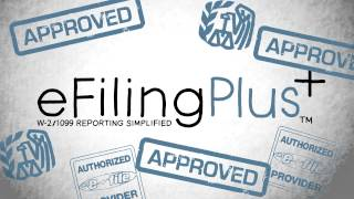 efiling plus   online 1099 and w2 processing
