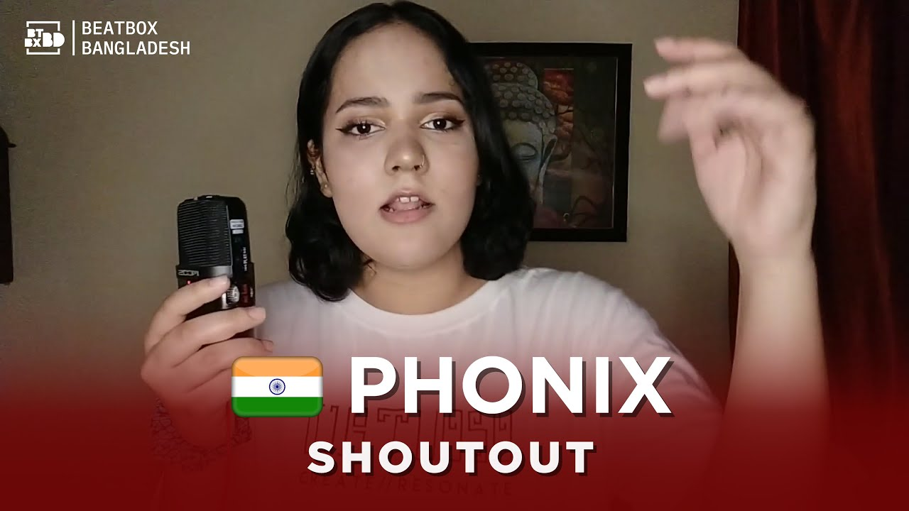 PHONIX 🇮🇳 | What'cha Think About Me