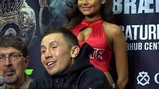 (MUST SEE) GGG Seconds After His Big KO Over Vanes Martirosyan EsNews Boxing