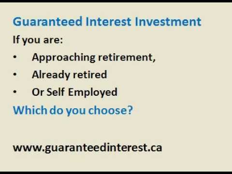 Guaranteed Interest Investment Option