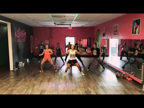 Party by Chris Brown ft. Gucci // Dance fitness with Ericka