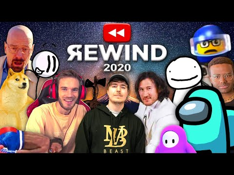 What YouTube Rewind 2020 Should Have Looked Like (if it actually existed)