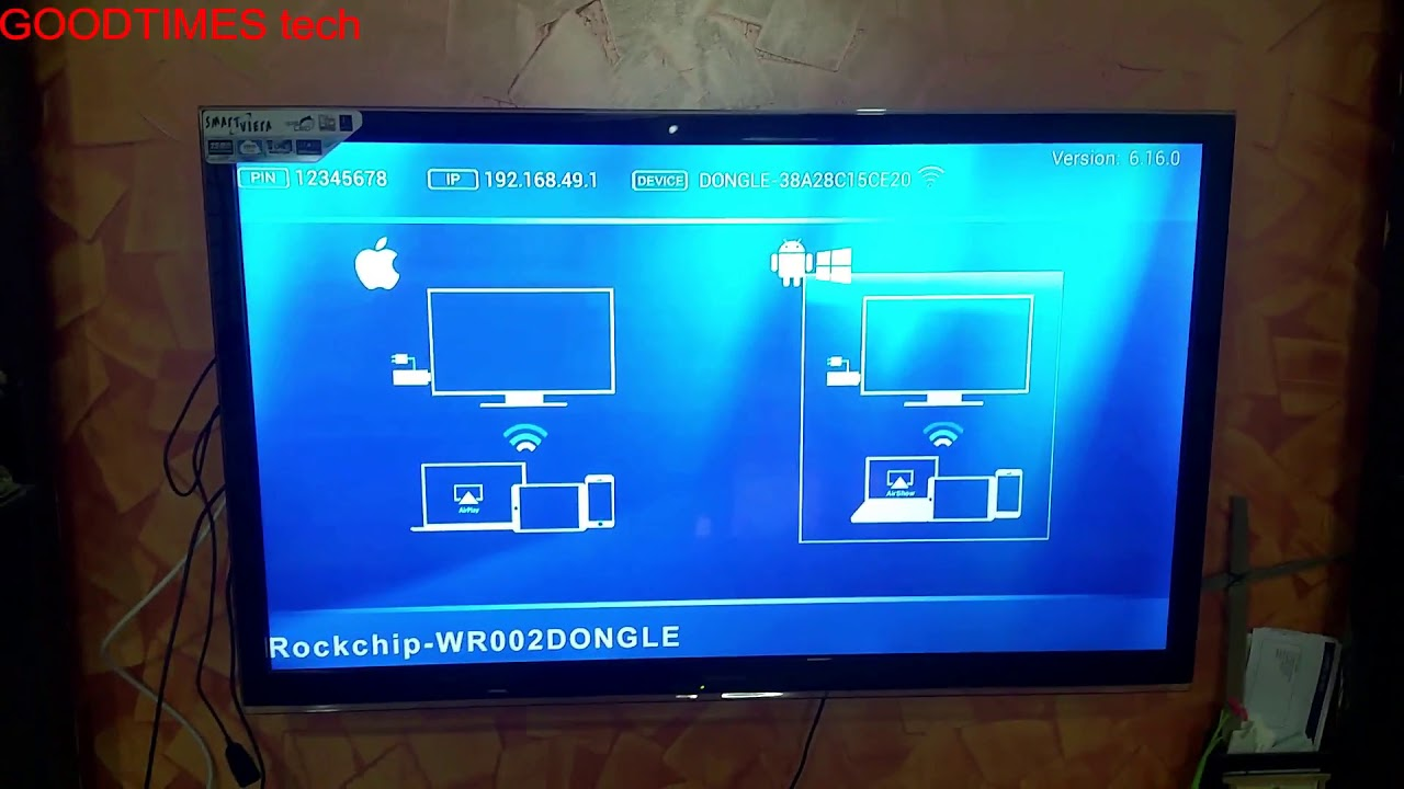 Panasonic Smart Viera 42inch TV | screen mirroring
