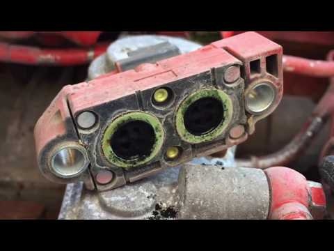 EGR Tune Up | Cummins ISX500 CM2350 sensor change out  - YouTube