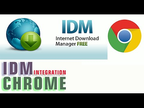 CARA MENGINTEGRASIKAN IDM DENGAN GOOGLE CHROME | VIDEO TUTORIAL