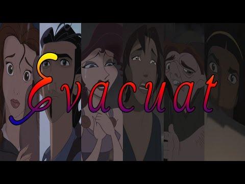 Non/Disney — Evacuat