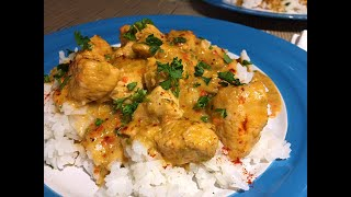 Chicken in Creamy Jalapeño Cheese Sauce Recipe - A Tasty Meal Ready in 30 minutes - Episode #227