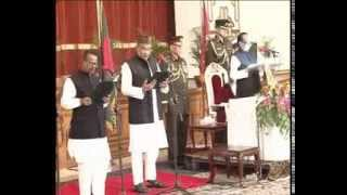 Bangladesh New Government Takes Oath- A Report by Mithun Mostafiz