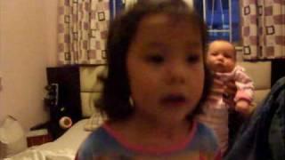 Kaela singing